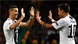 Xem TRỰC TIẾP Juventus vs M.U (3h00, 8/11) ở đâu?