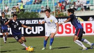 Xem TRỰC TIẾP Campuchia vs Malaysia (18h30, 8/11)