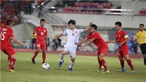 VIDEO: Công Phượng ghi bàn mở tỷ số, Việt Nam có bàn đầu tiên tại AFF Cup