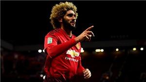 Marouane Fellaini sẽ là sự khác biệt của M.U ở derby Manchester