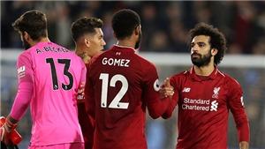 Liverpool 2-0 Fulham: Salah và Shaqiri toả sáng, Liverpool thắng dễ Fulham