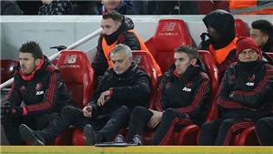 M.U lập một loạt kỷ lục tệ hại sau thất bại 1-3 trước Liverpool