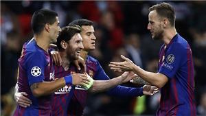 Link xem TRỰC TIẾP Barcelona vs Celta Vigo (0h30, 23/12)