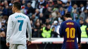 Leo Messi bất ngờ nói điều khiến Ronaldo 'mủi lòng' sau khi rời Tây Ban Nha