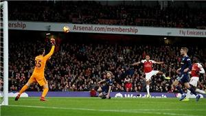 Arsenal 4-1 Fulham: Song sát Lacazette - Aubameyang tỏa sáng