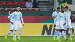 VTV6. Trực tiếp bóng đá. Saudi Arabia 4-0 Triều Tiên: Chiến thắng thuyết phục