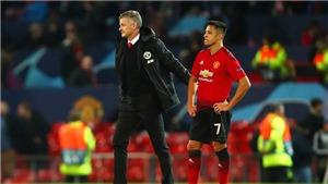 M.U: Khi Solskjaer cũng phải bất lực với Alexis Sanchez