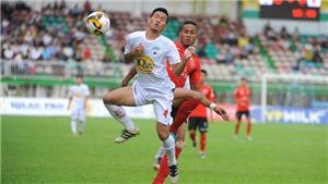 Sanna Khánh Hòa vs HAGL (17h00, 23/2): Khủng hoảng tiền vệ và nỗi lo sân khách (BĐTV trực tiếp)