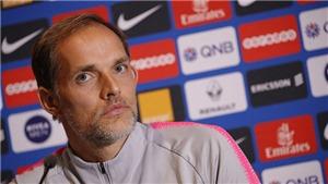 HLV Tuchel: 'Cầu thủ PSG muốn kết thúc mùa giải, đi nghỉ luôn sau trận thua MU'