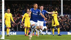 Everton 2-0 Chelsea: Thua bạc nhược trước Everton, Chelsea dần xa Top 4