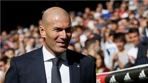 HLV Zidane nói gì sau khi đẩy Thibaut Courtois lên ghế dự bị?