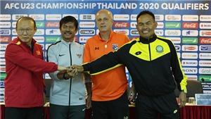 VIDEO: Bây giờ, đội nào cũng muốn đánh bại U23 Việt Nam