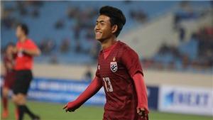 HLV trưởng U23 Thái Lan tuyên bố không được phép 'thả lỏng' trước U23 Việt Nam