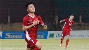 U19 Việt Nam đánh bại U19 Trung Quốc, đấu U19 Thái Lan ở chung kết U19 Quốc tế