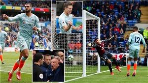 Cardiff 1-2 Chelsea: Kép phụ tỏa sáng, Chelsea lội ngược dòng ngoạn mục
