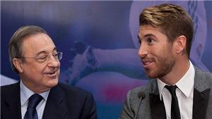 Sergio Ramos đòi rời Real Madrid sau cuộc tranh cãi dữ dội với Flo Perez