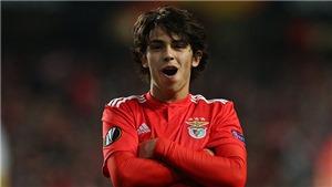 Joao Felix gửi thông điệp tới MU sau kỷ lục không tưởng ở Europa League