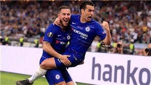 Chelsea 4-1 Arsenal: Eden Hazard lập cú đúp, Chelsea vô địch Europa League 2019!