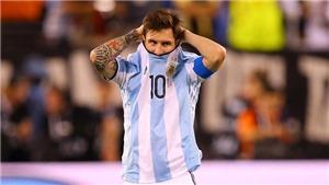 Roberto Carlos: 'Leo Messi không may mắn với Argentina'