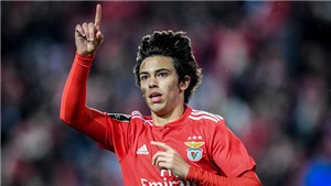 Vượt MU và Man City, Atletico đã 'ký hợp đồng và kiểm tra y tế' với Joao Felix, giá 120 triệu euro