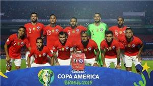 Link xem trực tiếp bóng đá Ecuador đấu với Chile (06h00, 22/6), Copa America 2019