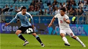 Uruguay 2-2 Nhật Bản: 2 lần dẫn trước, Nhật Bản có điểm đầu tiên ở Copa America