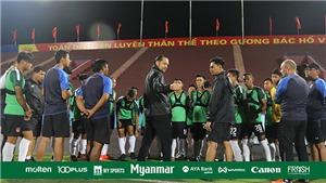 U23 Việt Nam vs U23 Myanmar: Khi đối thủ thử nghiệm đội hình dự SEA Games 2019