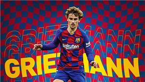 CHÍNH THỨC: Barcelona chiêu mộ thành công Antoine Griezmann