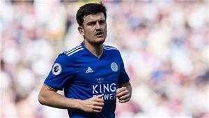 NÓNG: MU đồng ý chi 80 triệu bảng chiêu mộ Harry Maguire, ngày mai kiểm tra y tế