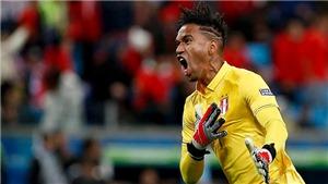 CHẤM ĐIỂM Chile 0-3 Peru: Alexis Sanchez mờ nhạt, thủ môn Peru hay nhất trận