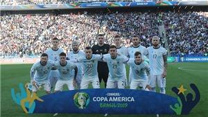 Bóng đá hôm nay 7/7: Argentina giành hạng Ba Copa America 2019. Salah tạm biệt CAN 2019