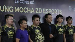 Đội hình Mocha ZD eSports ra mắt, hướng tới chức vô địch SEA Games 30
