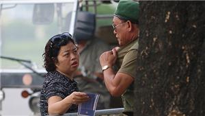 Phe vé mua lại vé từ thương binh, hoạt động nhộn nhịp trước giờ trận Việt Nam vs Malaysia