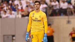 Real Madrid: 'Thảm họa' Courtois thủng lưới nhiều hơn là cứu thua