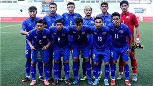 U22 Thái Lan 7-0 U22 Brunei: Cơn mưa bàn thắng của nhà ĐKVĐ