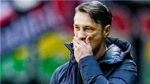 Frankfurt 5-1 Bayern: 'Hùm xám' thảm bại khó tin, HLV Niko Kovac chờ ngày bị sa thải