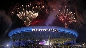"""VIDEO:""""Đột nhập"""" sân khấu cực hoành tráng trước Lễ khai mạc SEA Games 30"""