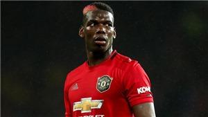 Tin bóng đá MU 17/12: 'Cần bán ngay Paul Pogba'. Quyết mua Jadon Sancho và Saul Niguez