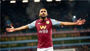 Lão tướng của Aston Villa bị chỉ trích vì ăn mừng chiến thắng trước đội hạng C Liverpool