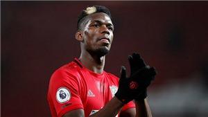 Paul Pogba tiếp tục vắng mặt trận Arsenal vs MU vì lý do... khó đỡ