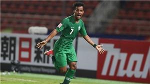 Trực tiếp bóng đá U23 Saudi Arabia vs U23 Syria: Cân tài cân sức