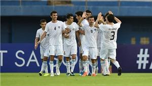Xem bóng đá trực tiếp VTV6: U23 Uzbekistan vs Hàn Quốc và Trung Quốc vs Iran