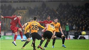 Wolves 1-2 Liverpool: Firmino sắm vai người hùng, Liverpool tiến gần chức vô địch