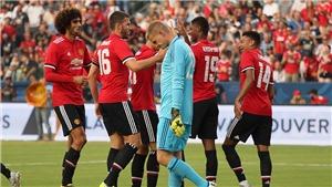 LA Galaxy 2-5 Man United: Lukaku gây thất vọng trong ngày Rashford lập cú đúp