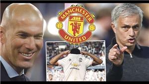 Sa thải Mourinho, M.U cũng không dễ để thuyết phục Zidane