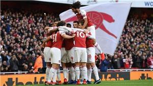 Arsenal 3-1 Burnley: Aubameyang lập cú đúp, Arsenal tìm lại chiến thắng