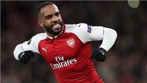 Arsenal 2-0 Chelsea (KT): Lacazette và Koscielny toả sáng, Arsenal thắng xứng đáng