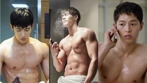 Top 8 mỹ nam hấp dẫn nhất màn ảnh Hàn Quốc
