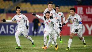 U23 Việt Nam nhận quà từ CLB cũ của HLV Park Hang Seo