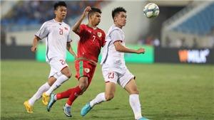 HLV Lê Thụy Hải: 'U23 Việt Nam muốn đá hay phải tấn công'